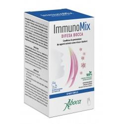 Aboca Immunomix Difesa Bocca Spray Barriera Virus e Batteri 30 Ml