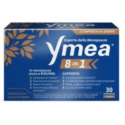 Ymea 8in1 Integratore per i Disturbi della Menopausa 30 Compresse
