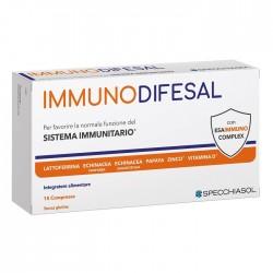 Specchiasol Immunodifesal Integratore Sistema Immunitario 15 Compresse