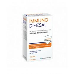 Specchiasol Immunodifesal Integratore Immunostimolante 15 Bustine