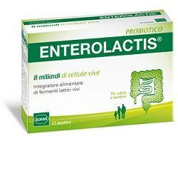 Sofar Enterolactis 12 Bustine