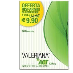 F&f Valeriana Act 125 Mg 60...
