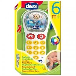 Chicco Gioco Telefono Vibra...
