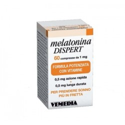 Melatonina Dispert 1mg Di...