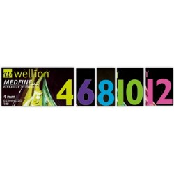 Wellion Medfine Plus 4 32...