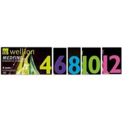 Wellion Medfine Plus 6 31...