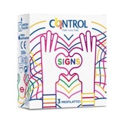 Control Signs Profilattico...