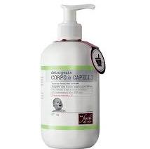 Fiocchi di Riso Detergente per Bagnetto Corpo e Capelli 400ml