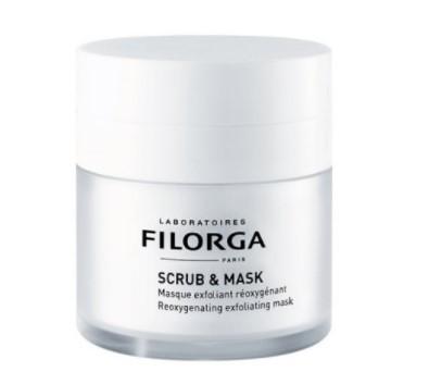 Filorga Scrub & Mask Maschera Esfoliante per il Viso 55 ml
