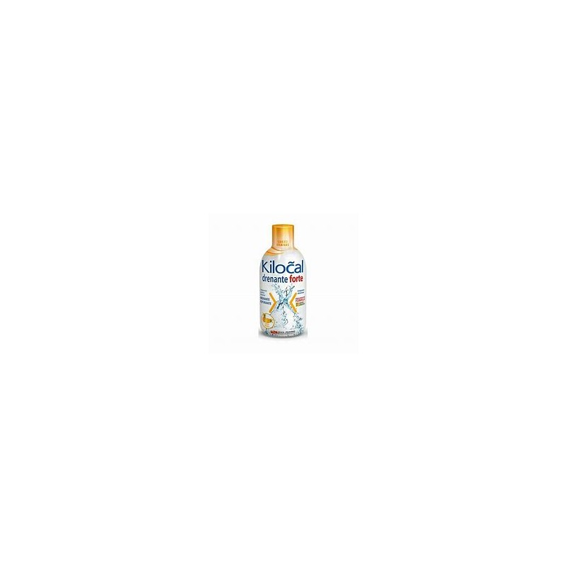 Pool Pharma Kilocal Drenante Forte Tropical 500 ml